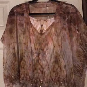 Cato blouse in excellent condition:)